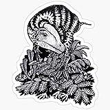 WillettaStore Guanlong Stickers (3 Pcs/Pack)