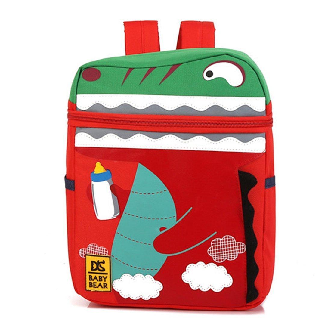 Lounayy Mochila para niños Mochila Escolar Estampado de Dibujos Animados Mochilas ultraligeras Escolar Kawaii Mochilas niños Unisex 1 a 4 Grado: Amazon.es: ...