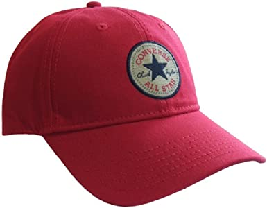 Converse Logo Cap Gorra de camionero Rojo: Amazon.es: Ropa y ...