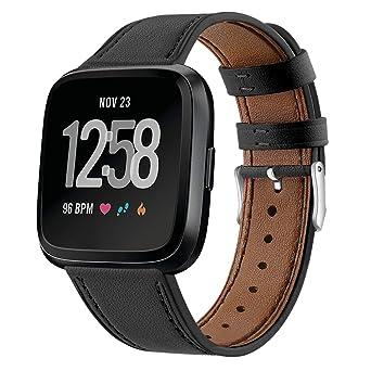 Correa de Reloj para Reloj Inteligente Fitbit Versa para Mujer ...