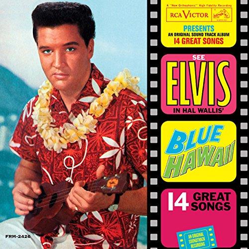 Blue Hawaii (180 Gram Audiophile Translucent Blue Vinyl/Limited Anniversary Edition/Gatefold Cover)