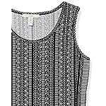Lark-Ro-Womens-Jersey-Sleeveless-Side-Slit-Dress-BlackIvory-Column-S