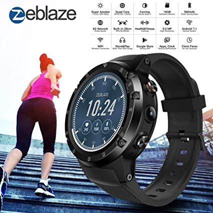 Amazon.com: Briskreen Fitness Tracker Smart Watch Activity ...