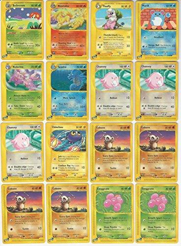 2003 Pokemon, Aquapolis, 27/182, 46 Cards, Bellossom, Ninetales