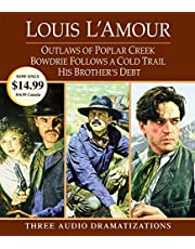 Outlaws of Poplar Creek / Bowdrie Follows a Cold Trail / His Brother's Debt