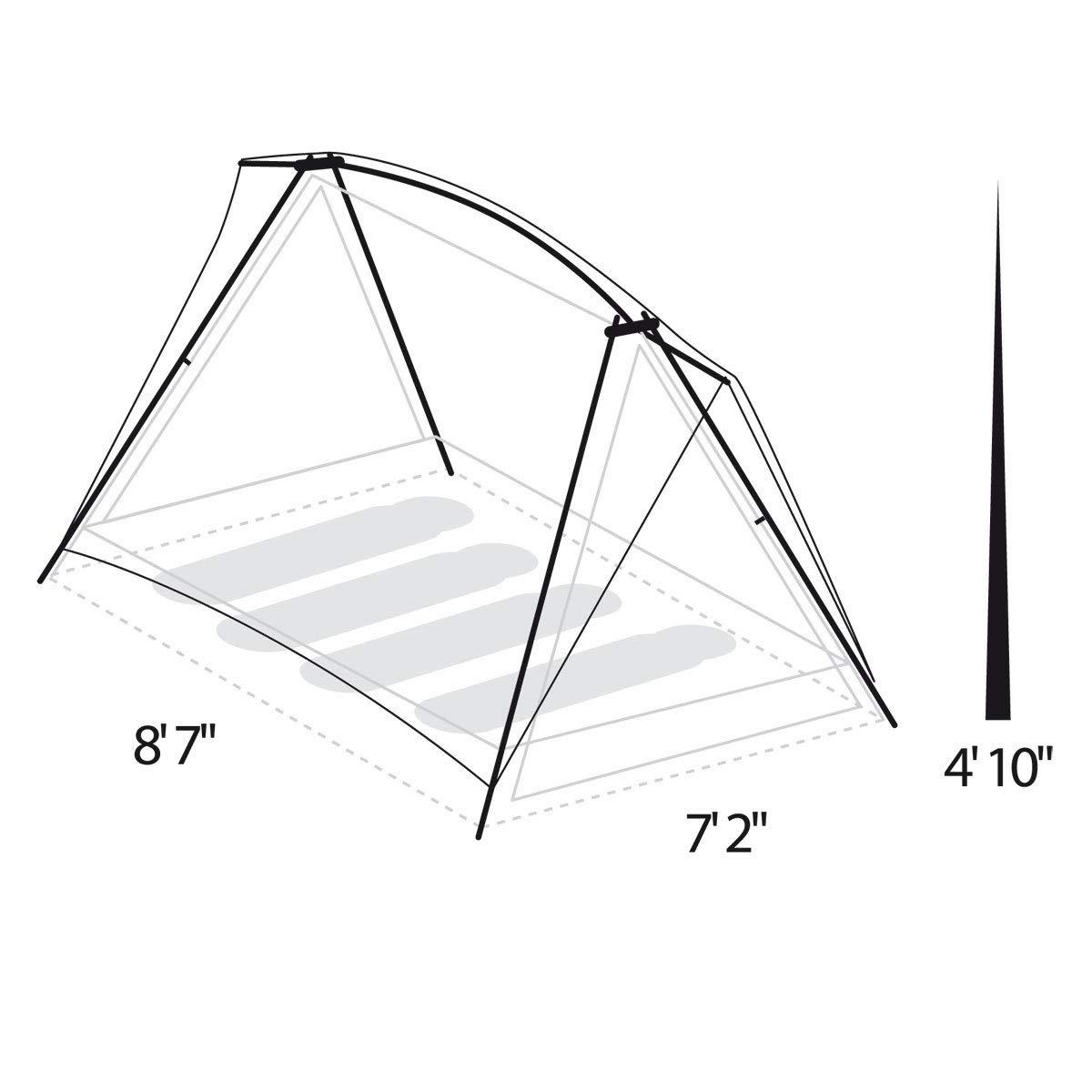 Timberline Backpacking Tent Eureka