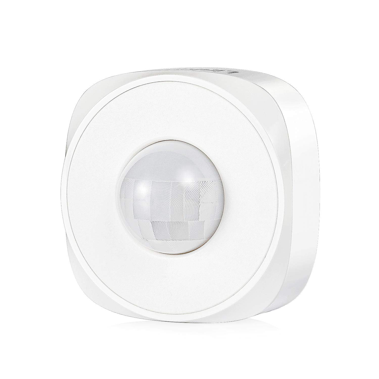 Linkind PIR Motion Sensor, Wireless Motion Detector, Zigbee White, for DIY Use with Linkind Home Security System, Automation with Linkind Smart Zigbee LED Lights, LINKIND Hub Required (NOT Included)