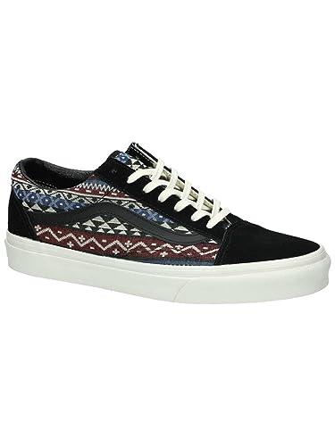 Royale Adulte Vans Skool Port Noir Mixte Sneakers Old Basses 878qPO bb562d261b6