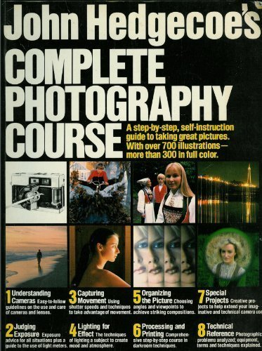 For the beginning photographer who wants to take clear, sharp, and imaginative photographs, step-by-step instructions, photographs, diagrams, and line drawings demonstrate all the basics