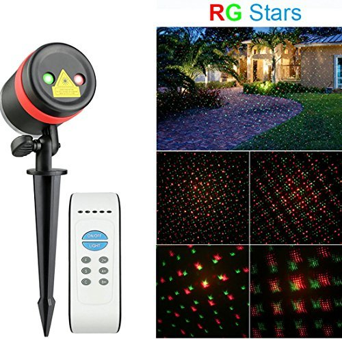 Outdoor Laser Star Lights in Florida - 7