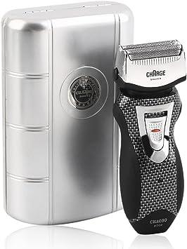 hehilark afeitadora eléctrica recargable, Recortadora de hilo ...