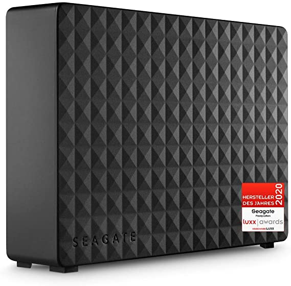 Seagate Expansion Desktop Externe Festplatte 6 Tb 3 5 Computer Zubehör