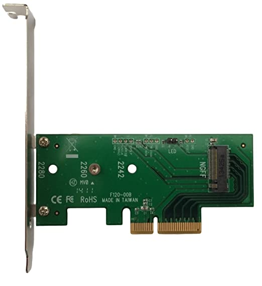 21 opinioni per LyCOM DT-120 Internal M.2 interface cards/adapter- interface cards/adapters