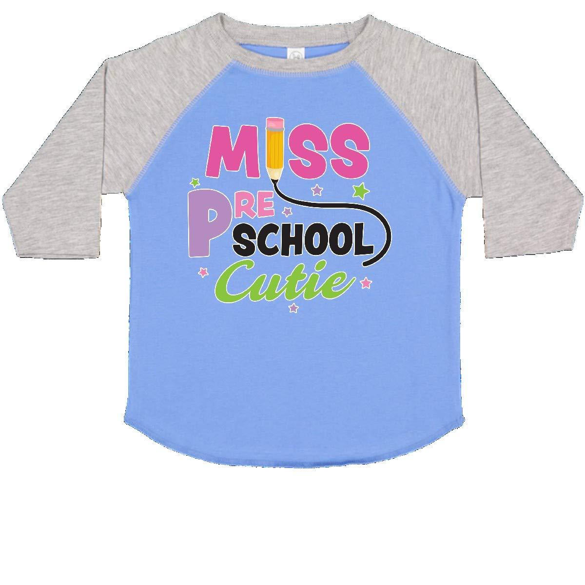 inktastic School Miss Preschool Cutie Toddler T-Shirt