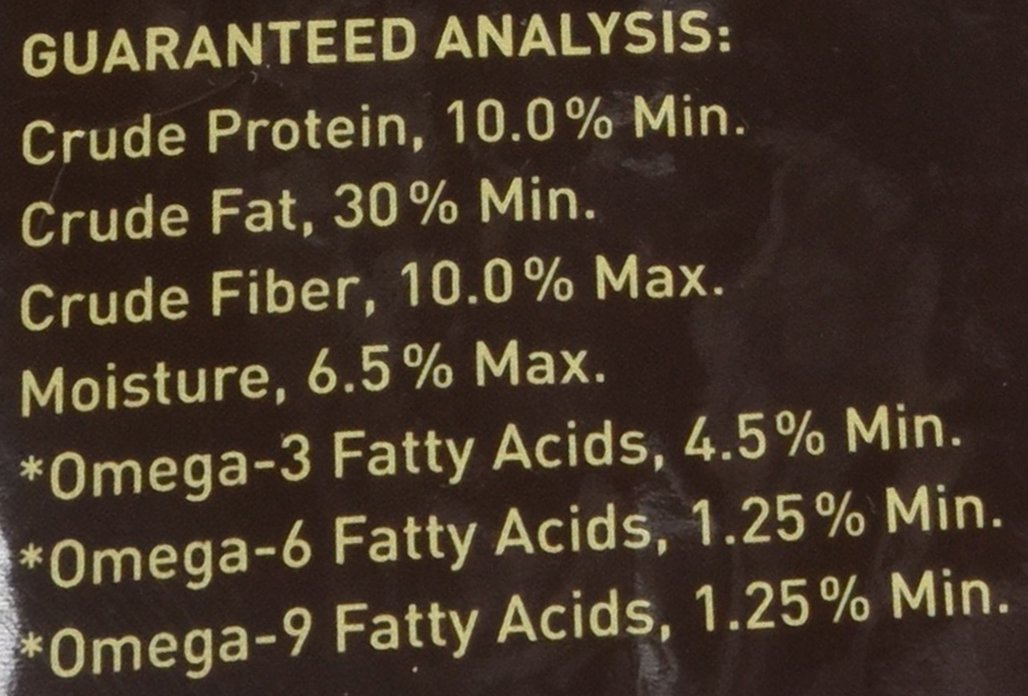 Omega Fields Balanced Omega-3-6-9 Soft Baked Flax Treats in Prime Rib Flavor for Dogs, 1.25 lb by Omega Fields (Image #2)