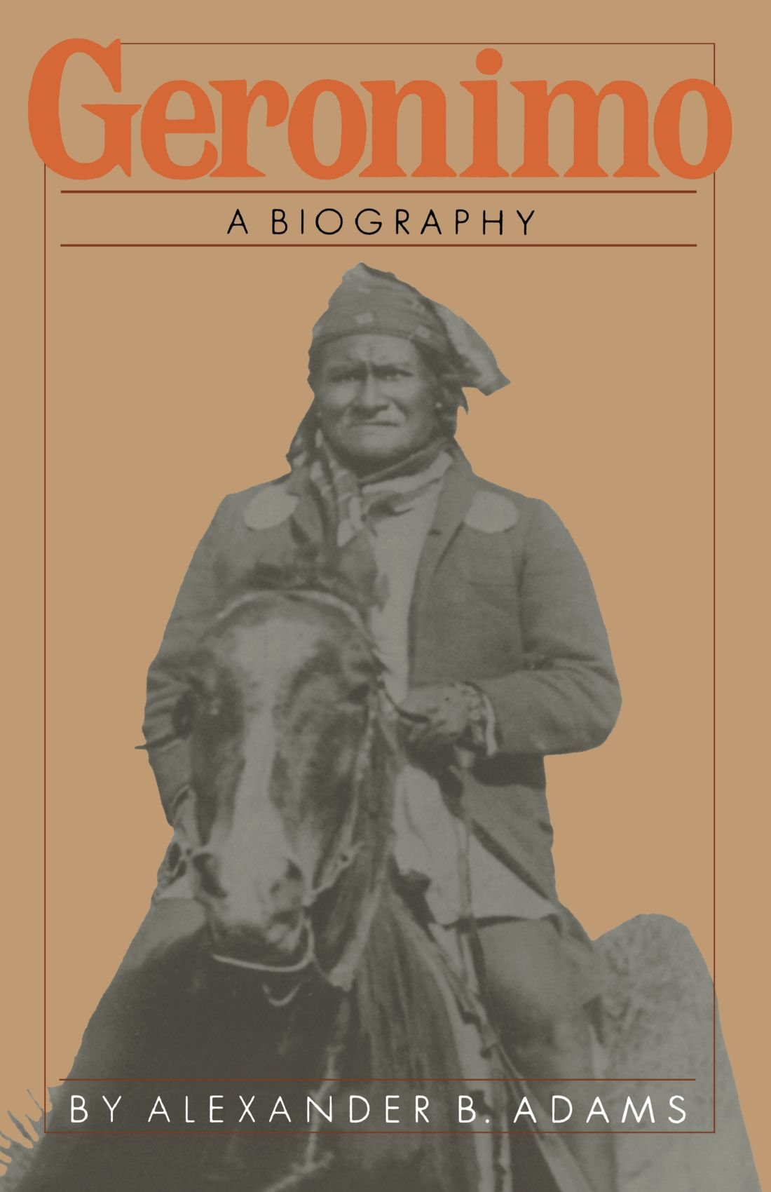 Geronimo (Da Capo Paperback)