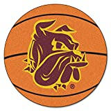 Kyпить FANMATS NCAA University of Minnesota-Duluth Bulldogs Nylon Face Basketball Rug на Amazon.com