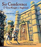 Sir Cumference And The Great Knight Of Angleland (Turtleback School & Library Binding Edition) (Math Adventures (Hardcover))