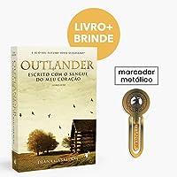 Outlander: Escrito Com O Sangue Do Meu Coração - Livro 8 + Marcador Metálico