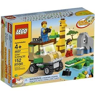 LEGO 4637 - Set Costruzioni Safari Lego Italy