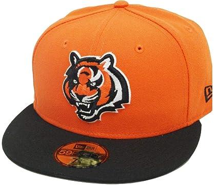 b7f941b6 Amazon.com: New Era Cincinnati Bengals Orange Black 2 Tone On Field ...
