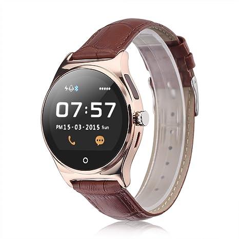 Rwatch R11 - Reloj Inteligente SmartWatch Infrarrojo (Ritmo Cardíaco, Control Infrarrojo, Llamada Recordatorio