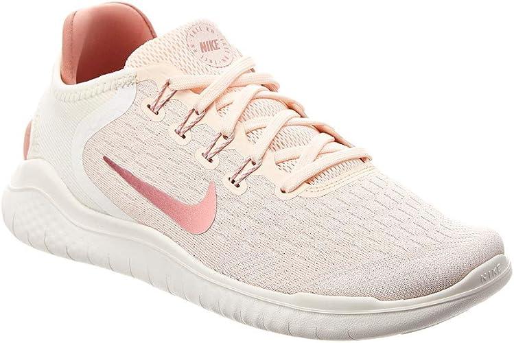 Nike Wmns Free RN 2018, Zapatillas para Mujer, Multicolor (Guava Ice/Rust Pink/Sail/Pink Tint 001), 42.5 EU: Amazon.es: Zapatos y complementos