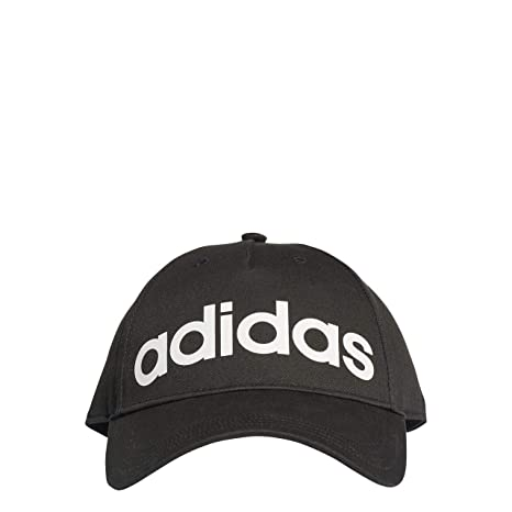 adidas Daily Gorra de Tenis, Hombre, (Negro/Blanco), Talla Única ...