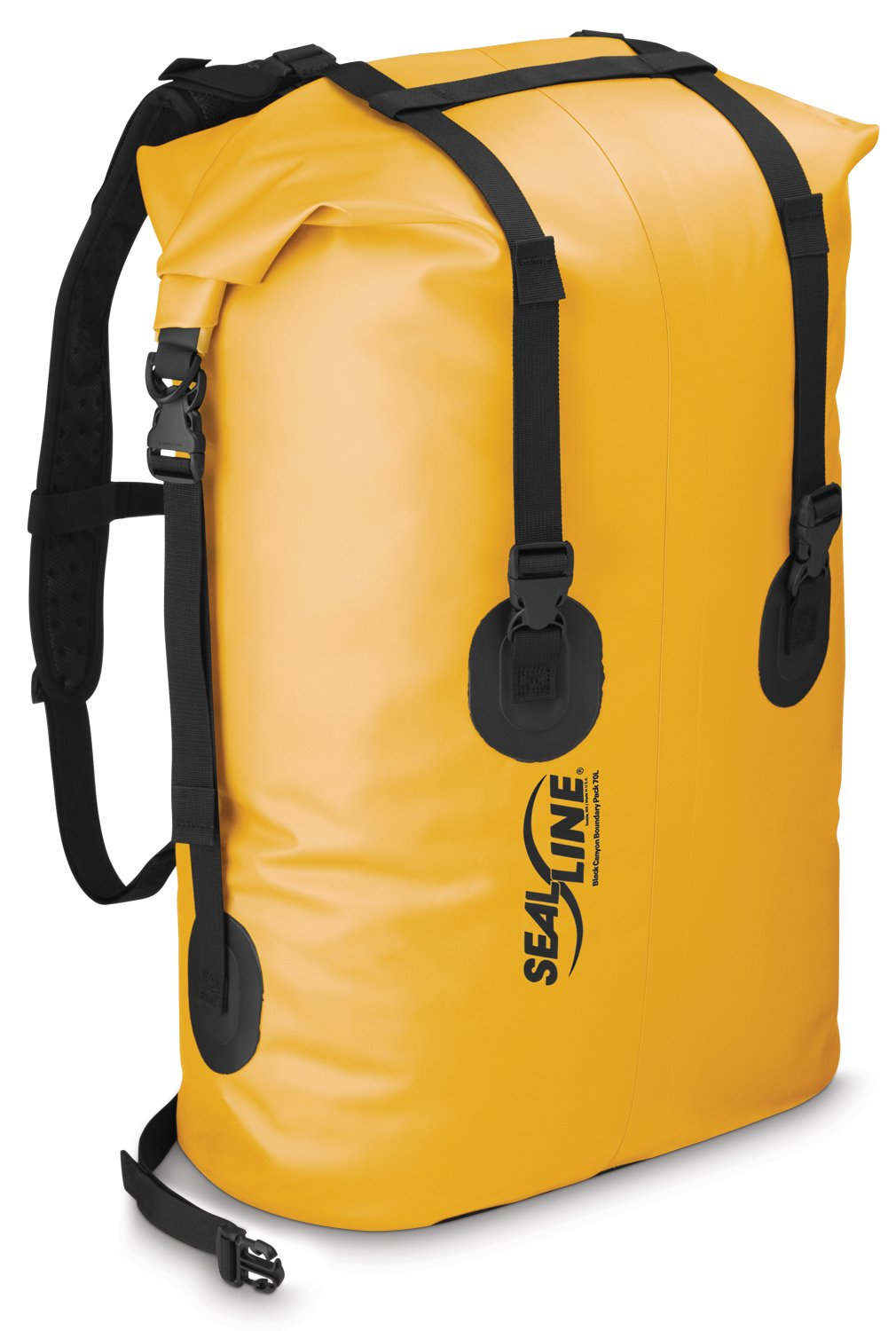 SealLine(シールライン) BLACK CANYON BOUNDARY PACK 35L イエロー 32288   B00452YMUS