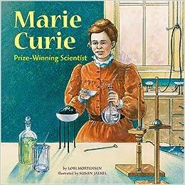 Marie Curie: Prize-winning Scientist PDF Descargar