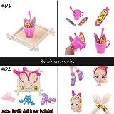 MalaRun A Set Girls Gift Jewelry Toys Barbie