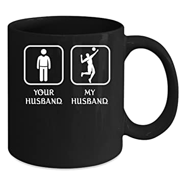 Image Unavailable Not Available For Color Volleyball Player Coffee Mug Gift Birthday