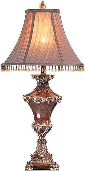 OK LIGHTING OK-4171T Resemble Wood Table Lamp