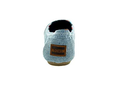 4571b9c4ae5 Toms Ballet Flat Light Navy Chambray Girls Shoes  Amazon.co.uk  Shoes   Bags