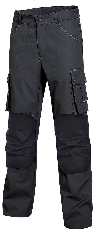 Uvex Perfekt Workwear Arbeitshose - Bundhose m. Kniepolster-Taschen aus Cordura - Arbeitshosen f. Herren