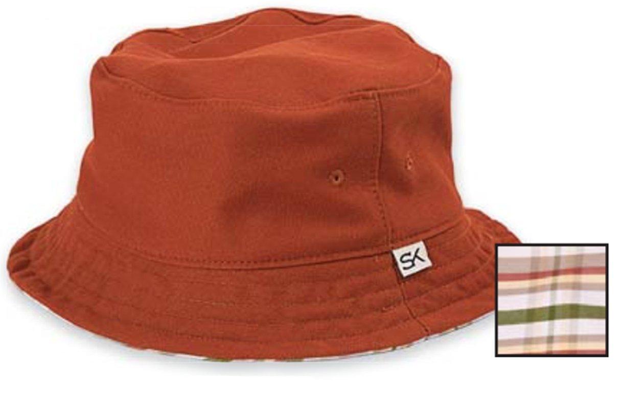Stormy Kromer 50330-000050-311-89D The Bucket Hat Medium Redwood by Stormy Kromer (Image #1)
