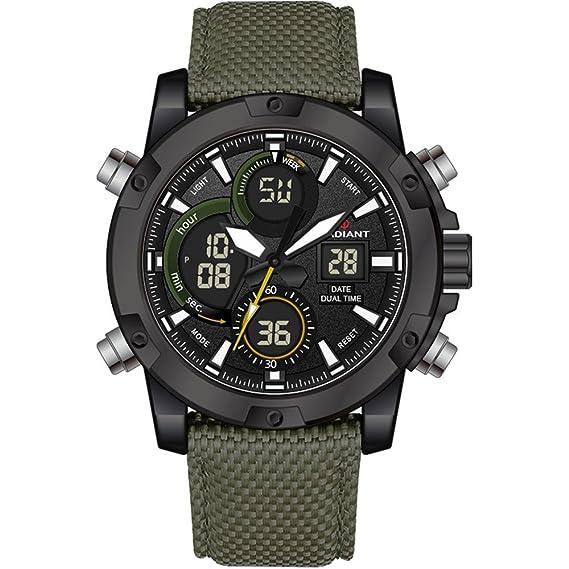 Reloj Radiant hombre Brixton Green RA456602 [AB9306] - Modelo: RA456602: Radiant New: Amazon.es: Relojes