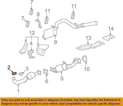 Dorman 904-254 Exhaust Clamp 1 Pack