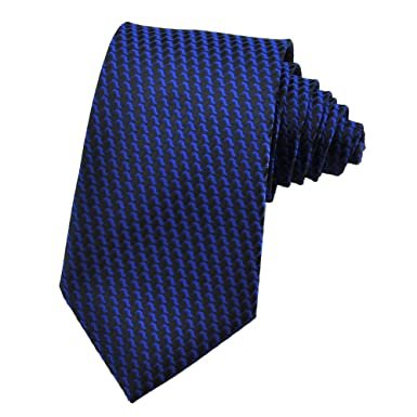 PenSee - Silk Tie novela patrón corbatas - varios colores Azul ...