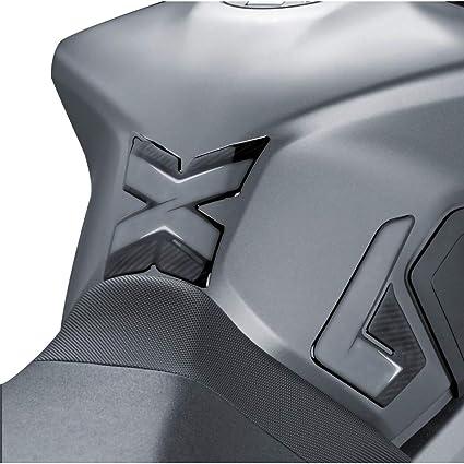 PUIG - 8433C : Protector depósito + Lateral F800R Color Carbono -> F800 R (09-15): Amazon.es: Coche y moto