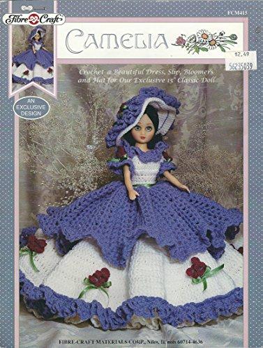 Camelia (Fibre-Craft, FCM415) -