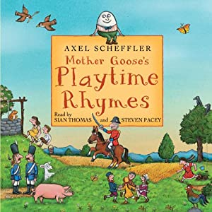 Mother Goose's Playtime Rhymes Audiobook