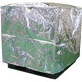 運送お助け隊 パレット用輻射熱防止カバー 1200×1200×1300H mm 保冷用品