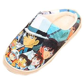 Zapatos Detective Conan Bromeo para mujer tjoQULEP