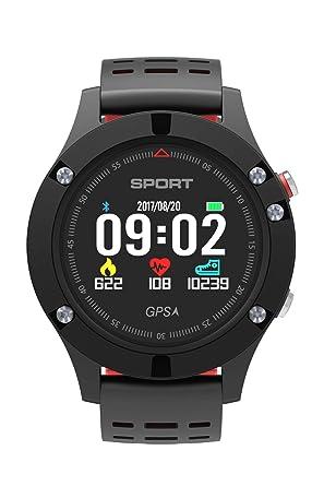 Amazon.com: Smart Watch GPS Tracker Bluetooth Waterproof ...