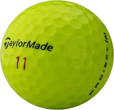 lbc-sports 25 Taylormade Project (a) - Pelotas de Golf (AAAA, AAA ...