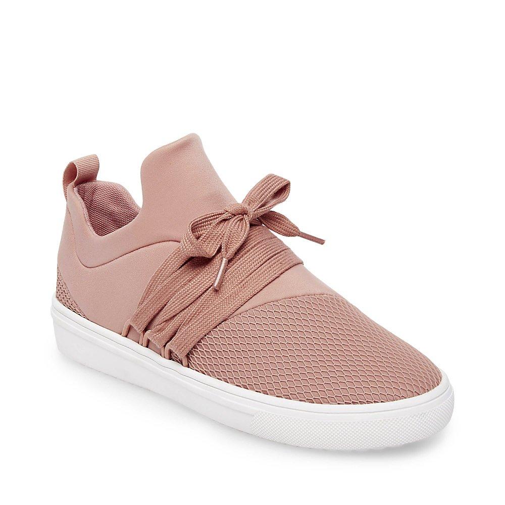 Steve Madden Women's Lancer Fashion Sneaker B07B3YF5HC 11 B(M) US|Nude