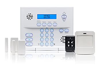 Amazon com : Frontpoint Wireless/Cellular Home Security