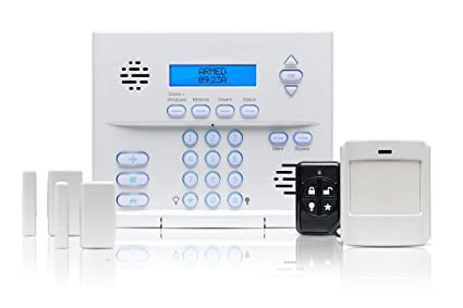 amazon com frontpoint wireless cellular home security system