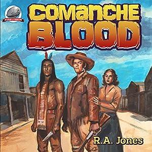 Comanche Blood Audiobook
